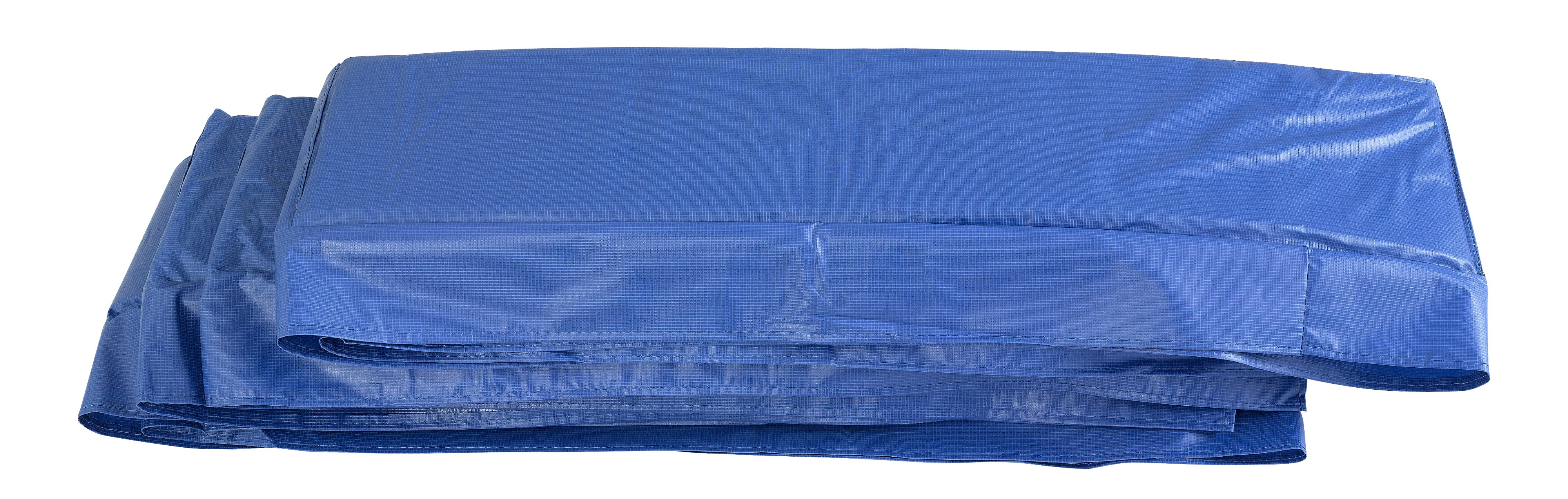 Super Trampoline Replacement Safety Pad (Spring Cover) for 8 x 14 FT. Rectangular Frames - Blue
