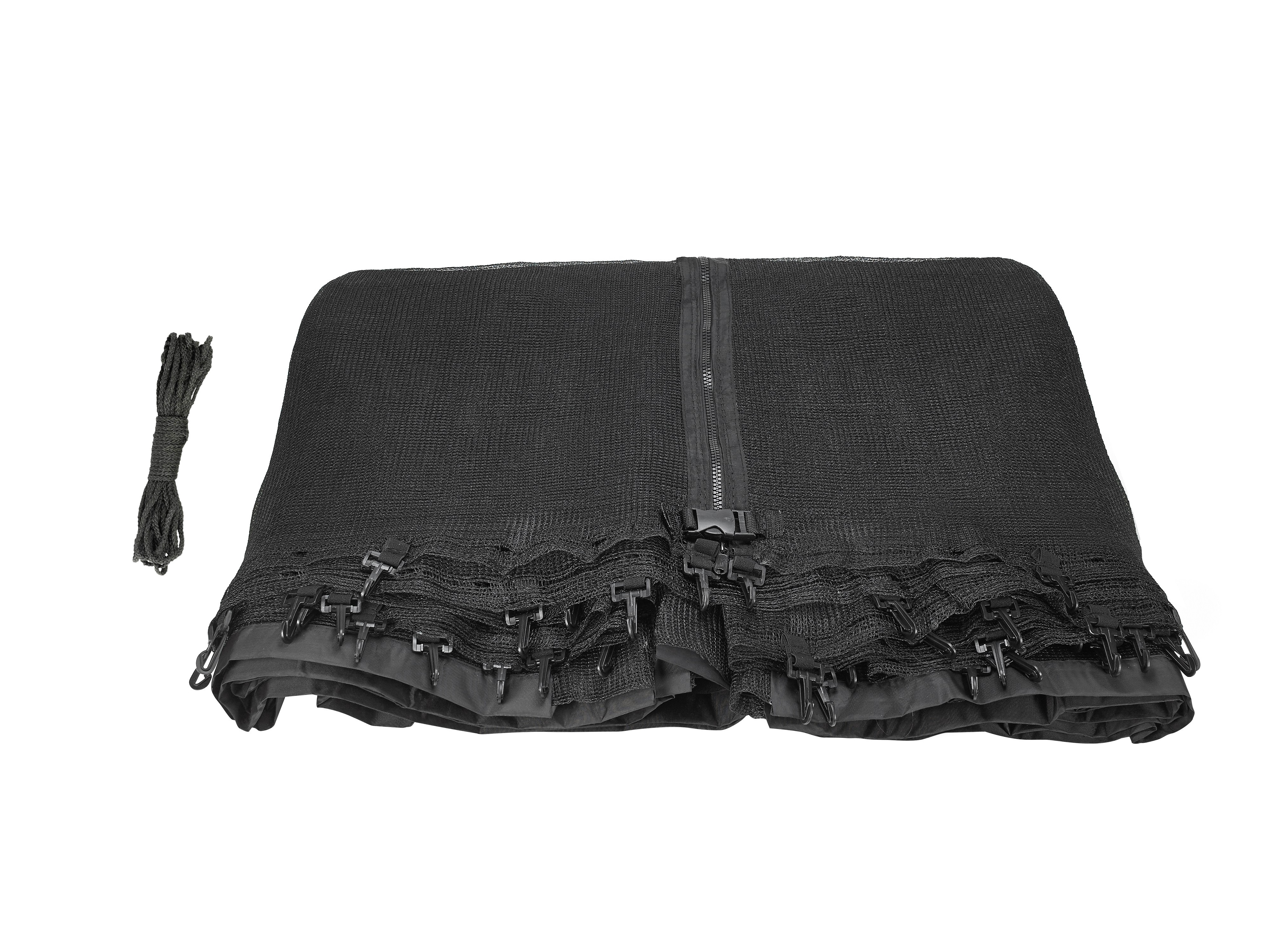 Trampoline Replacement Enclosure Net for Upper Bounce 15 x 9 Ft Rectangle Trampoline
