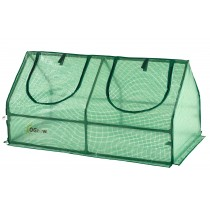 "Ogrow Small Garden Cloche Greenhouse - Mini Compact Outdoor Polythene Greenhouse - 47"" W x 24"" D x 24"" H"
