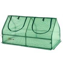 "Ogrow Small Garden Cloche Greenhouse - Mini Compact Outdoor Polythene Greenhouse - 47"" W x 24"" D x 24"" H"