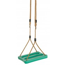 Swingan - One Of A Kind Standing Swing With Adjustable Ropes - Fully Assembled - Green