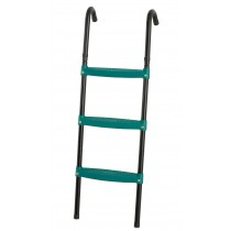 "Upper Bounce 40"" Trampoline Ladder - 3 Steps - Foldable - Green"